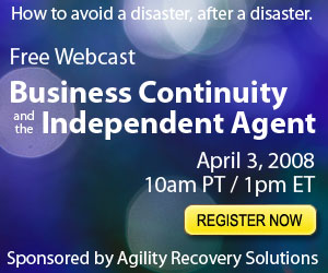 Business Continuity And The Independent Agent