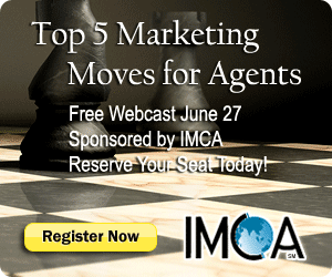 Top Five Marketing Moves for Agents