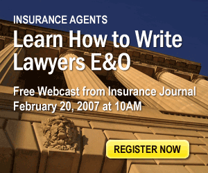 How to Write Lawyers E&O