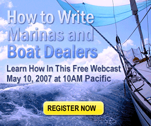 How to Write Marinas and Boats