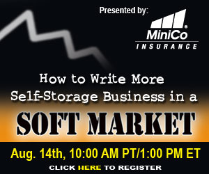 How to Write More Self-Storage Business in a Soft Market